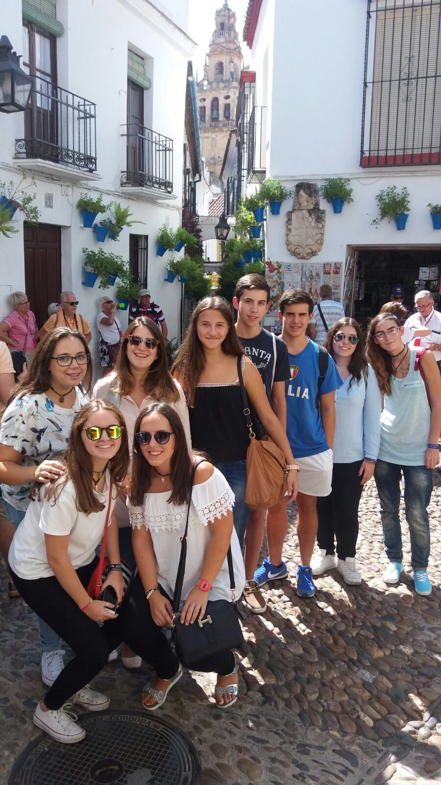 Visita a Córdoba para alumnos que colaboran y participan en proyectos del centro
