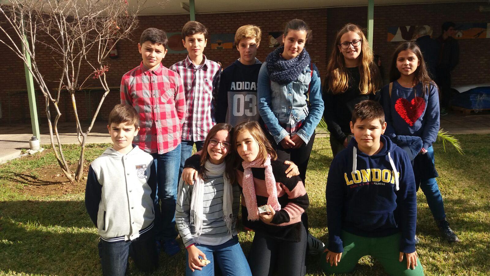 Alumnos de nuestro centro participan en un Encuentro de alumnos mediadores