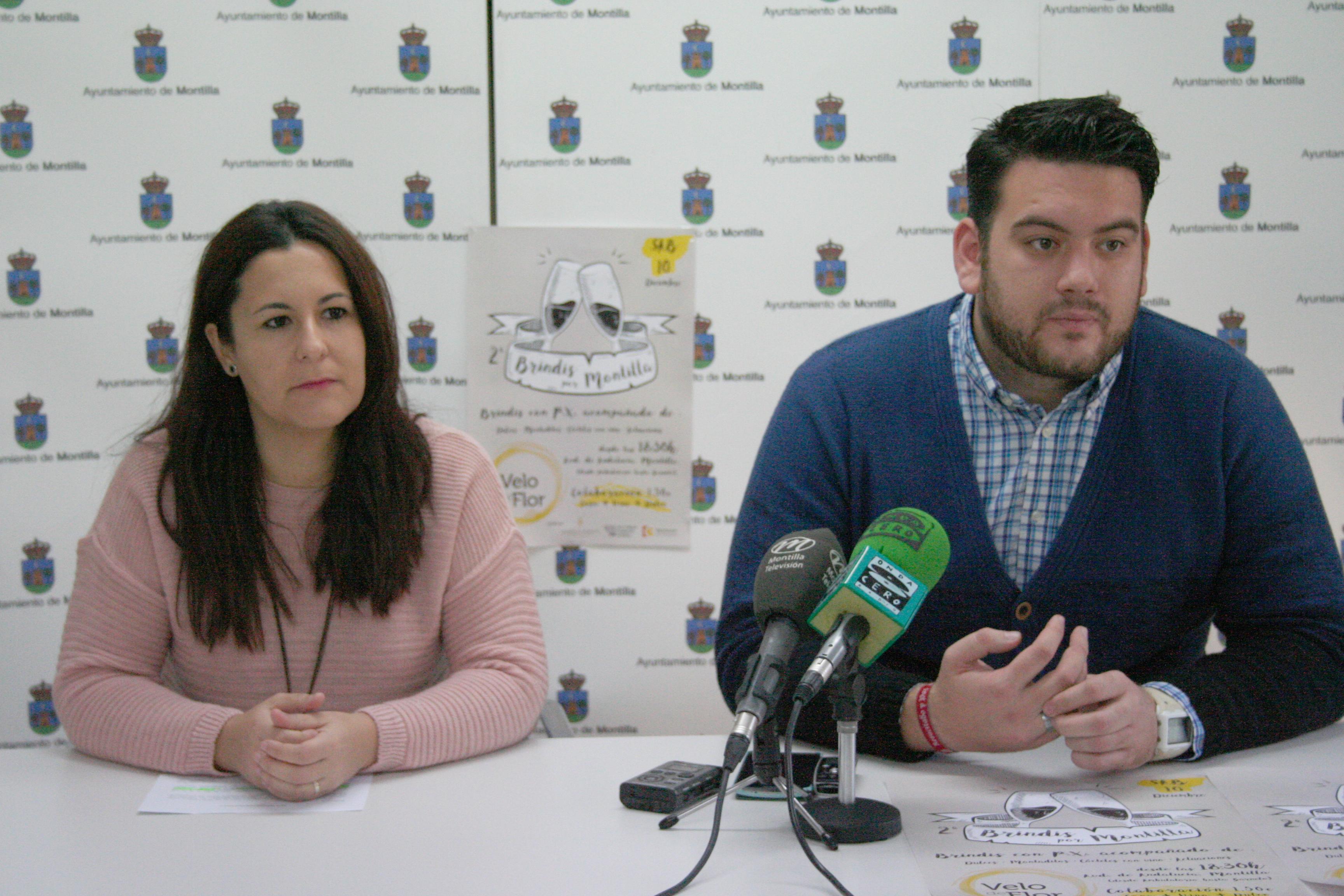 Alumnos del IES Emilio Canalejo participarán en el II Brindis por Montilla