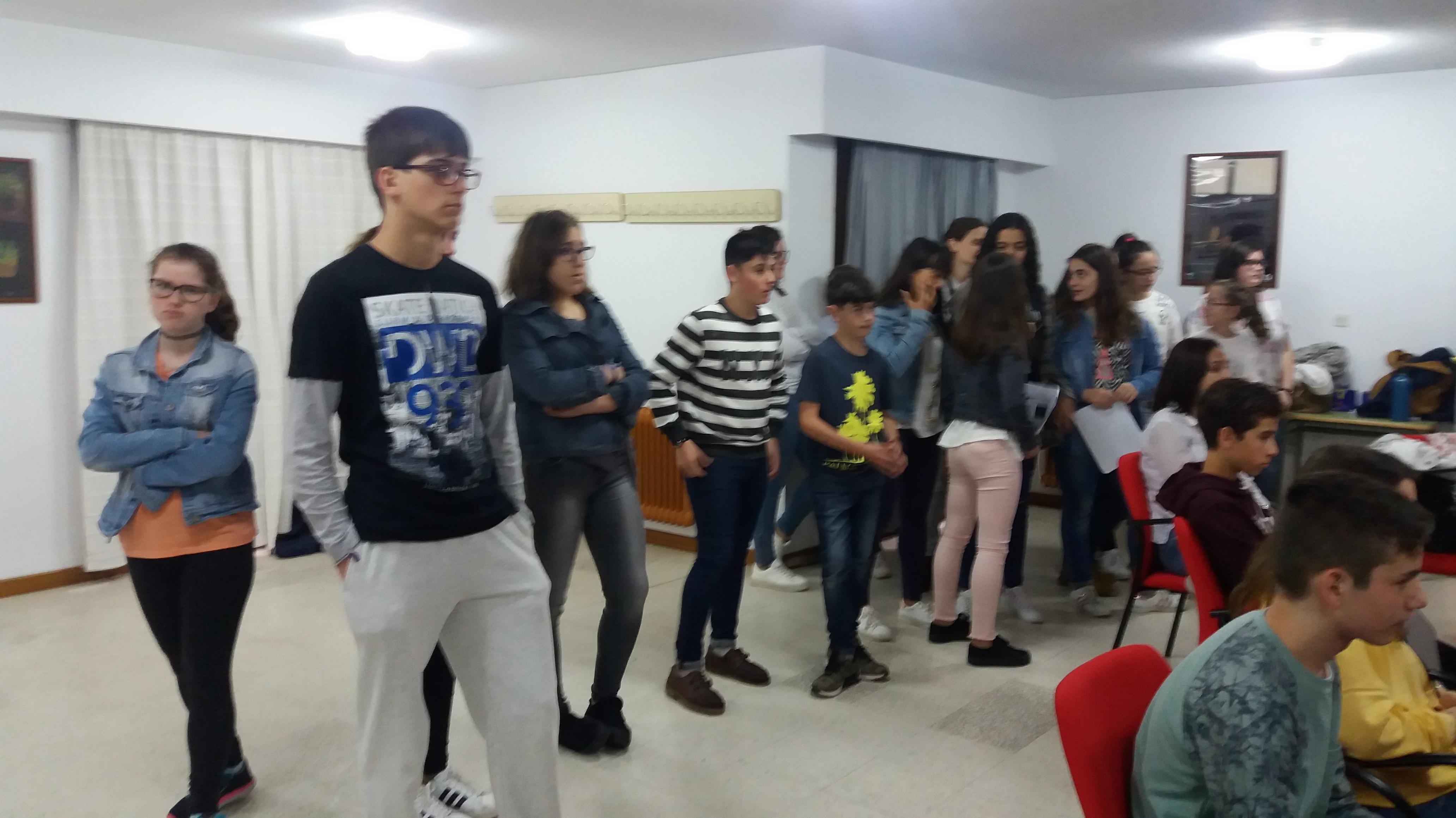 Alumnos de nuestro centro mejoran sus competencias en mediación