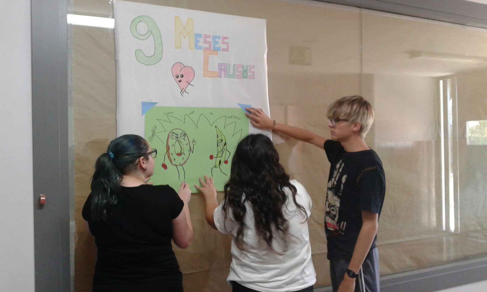 """""""Implicarte en…"""" nueve meses, nueve causas, programa de participación y concienciación de los alumnos del IES Emilio Canalejo"""