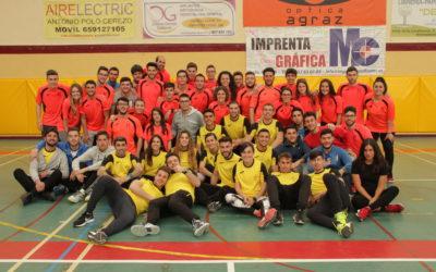 El IES Emilio Canalejo colabora con el campeonato Jugando al atletismo