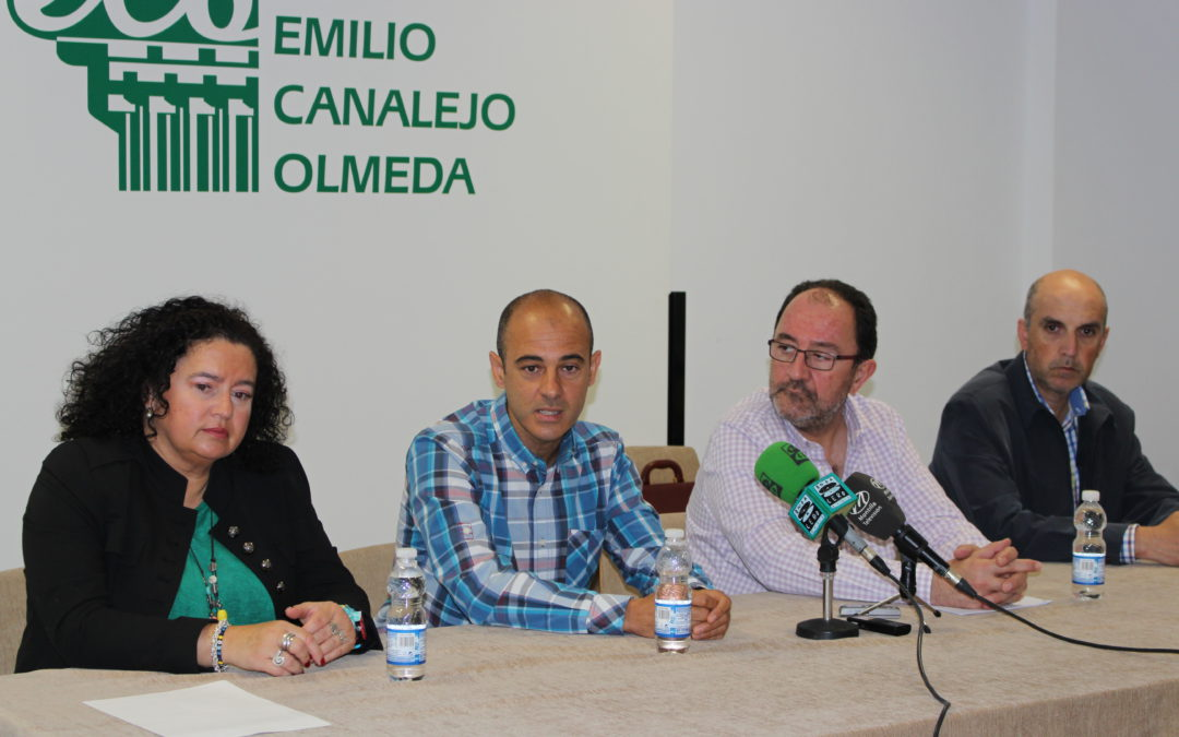 El IES Emilio Canalejo pondrá en marcha un proyecto de investigación en el que participan 5 bodegas, Consejo Regulador y la Universidad de Córdoba