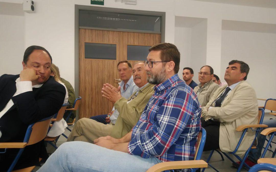 Primera reunión entre empresas e instituciones que participan en el proyecto