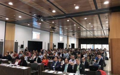 Presentación del proyecto Montilla-Moriles: el resurgir en el V Congreso Nacional de FP