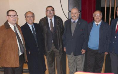 Noche de reencuentros y recuerdos en el Teatro Garnelo