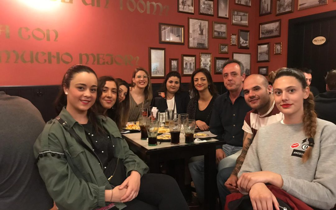 Estancia de Erasmus+ en Lisboa para alumnas del Ciclo de Aceite y Vinos