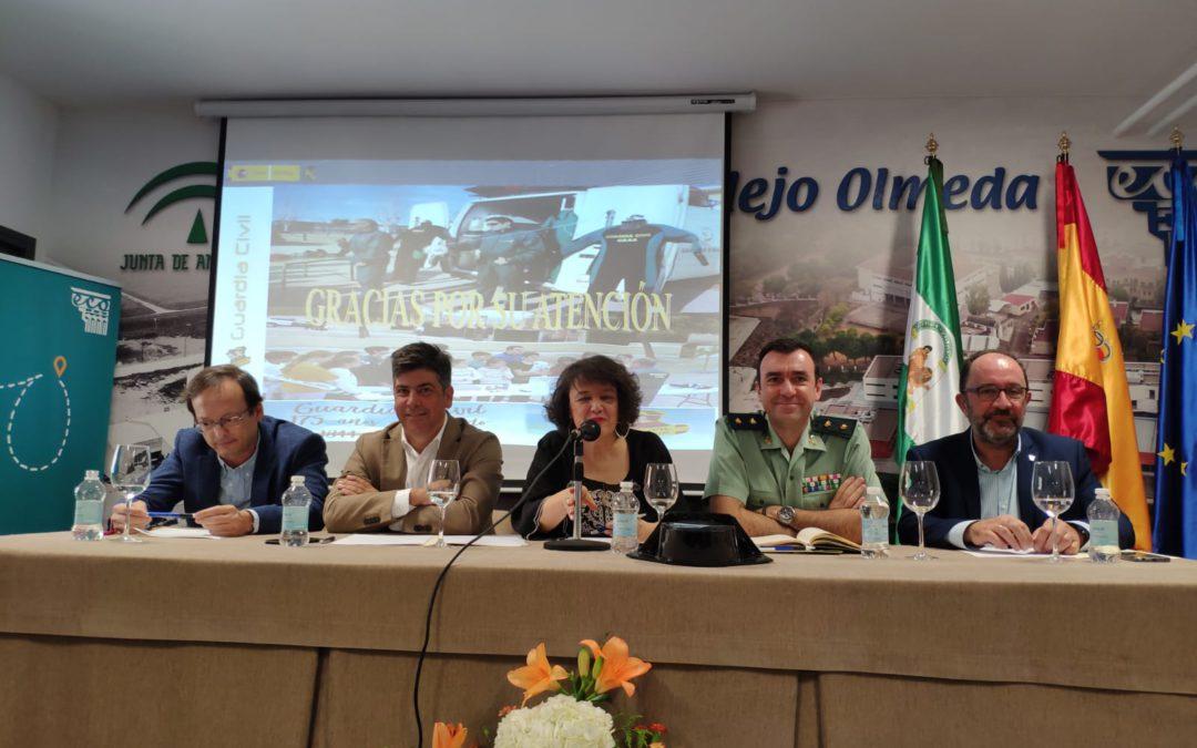 EL IES Emilio Canalejo acoge la presentación del Plan director sobre convivencia y mejora de la seguridad escolar en la provincia