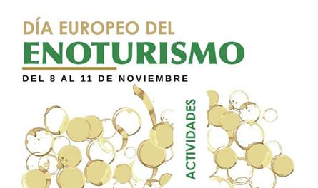 Los alumnos de los ciclos de Aceites y Vinos participan en el Día Europeo del Enoturismo