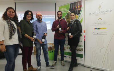 Cata de vino y vermut en el IES Aguilar y Cano de Estepa