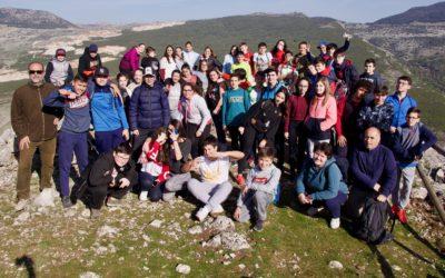 Visita al Parque Natural de las Sierras Subbéticas de los alumnos de 2º ESO