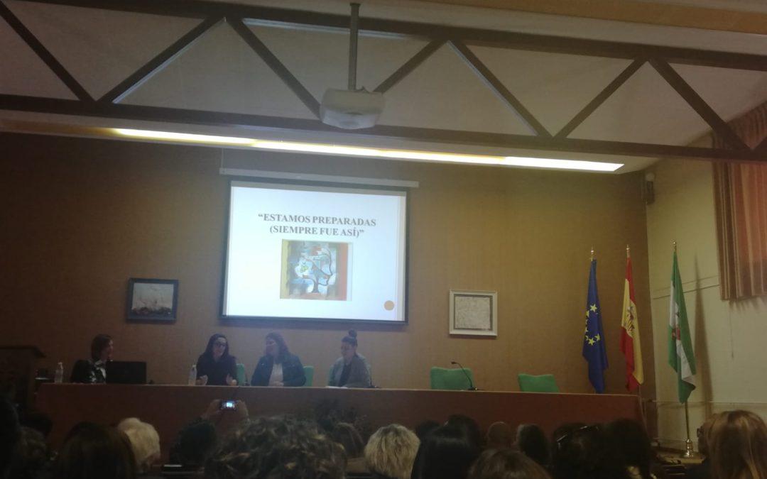 Nuestro centro participa en la I jornada de mujeres de la Vitivinicultura