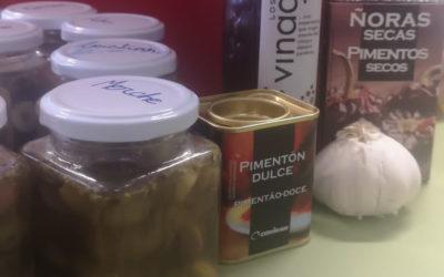 Prácticas realizadas por los alumnos de FPB de alimentaria