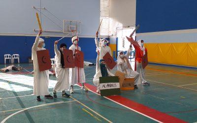 Gymkhana urbana para celebrar el Día de Andalucía